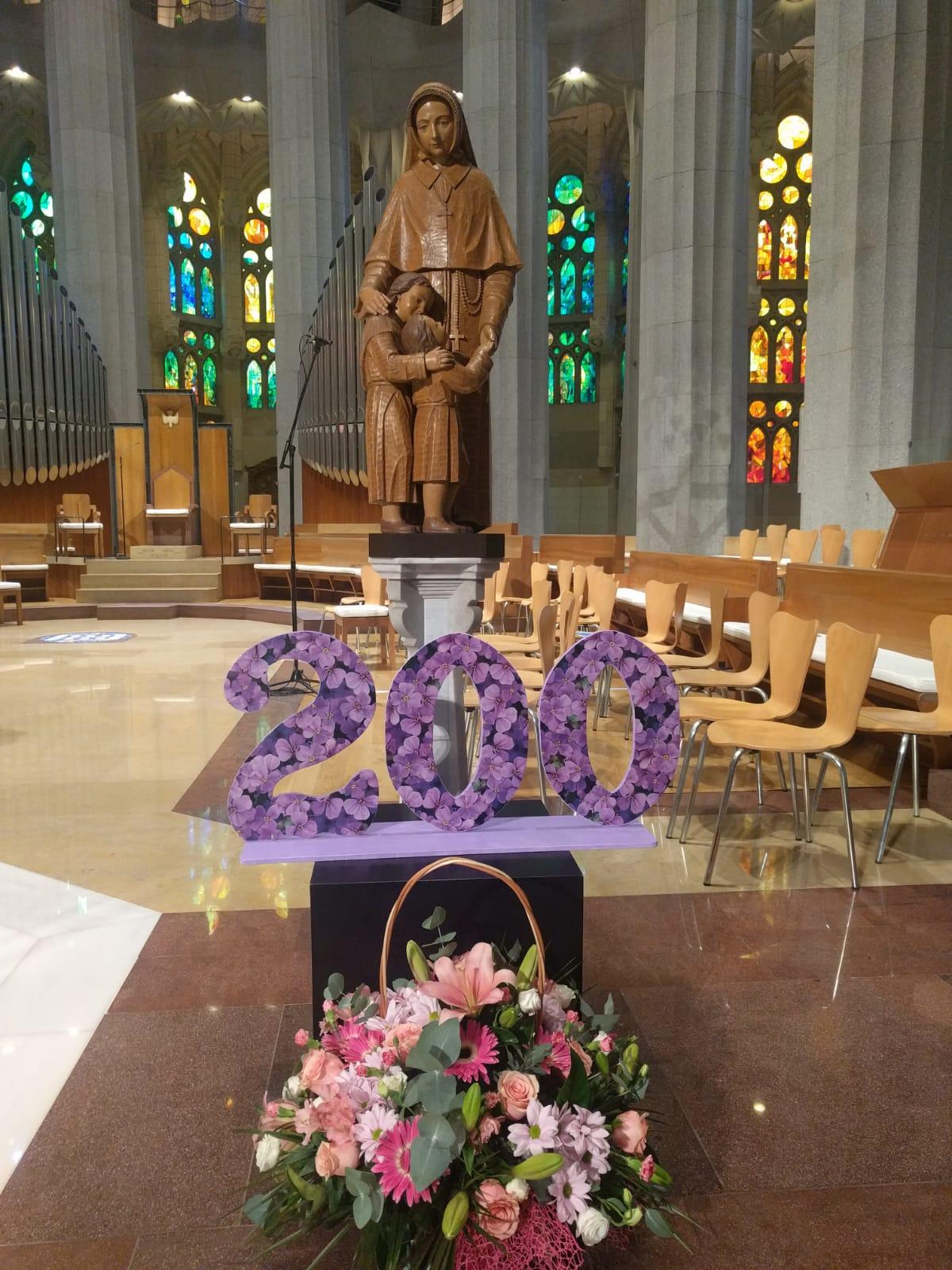 Celebració del bicentenari de Jesús-Maria