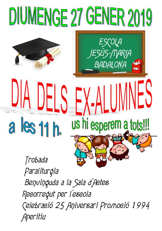 Dia dels Ex-Alumnes