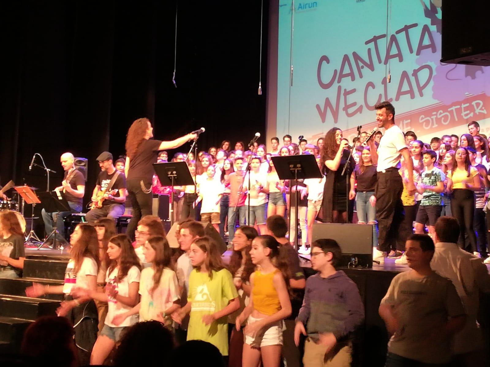 Concert de Gospel al Teatre Zorilla