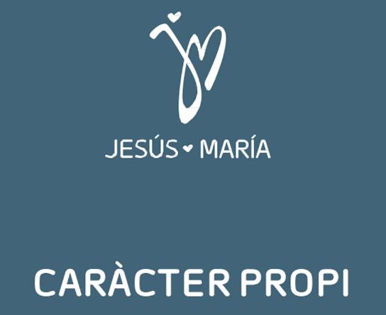 Caràcter propi Jesús-Maria