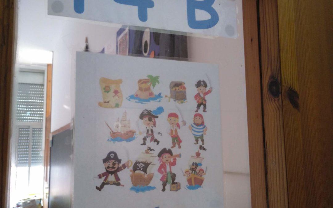 P4B la classe del Pirates