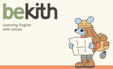 BeKith l'anglès amb valors