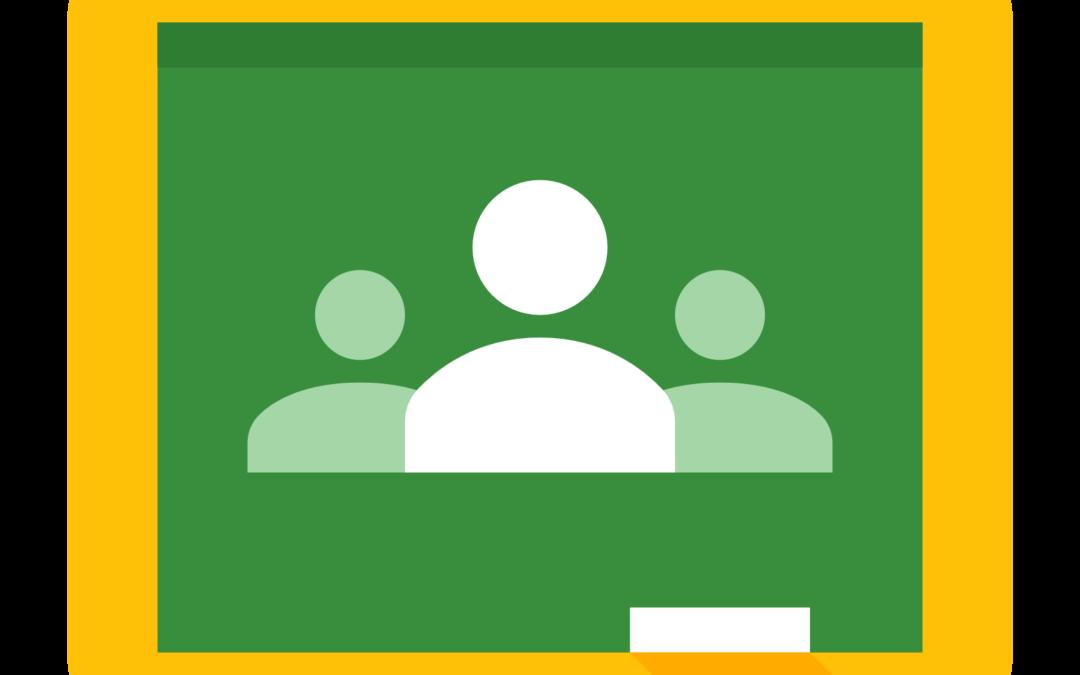 Formació per a famílies – Suite del Google
