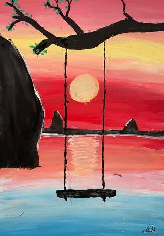 Treballem amb pintura