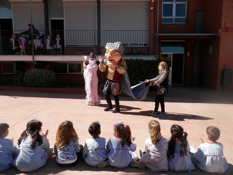 Sant Jordi – Infantil