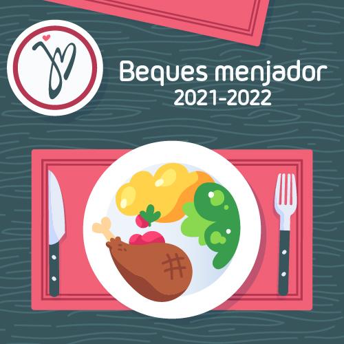 Beques menjador 2020-2021